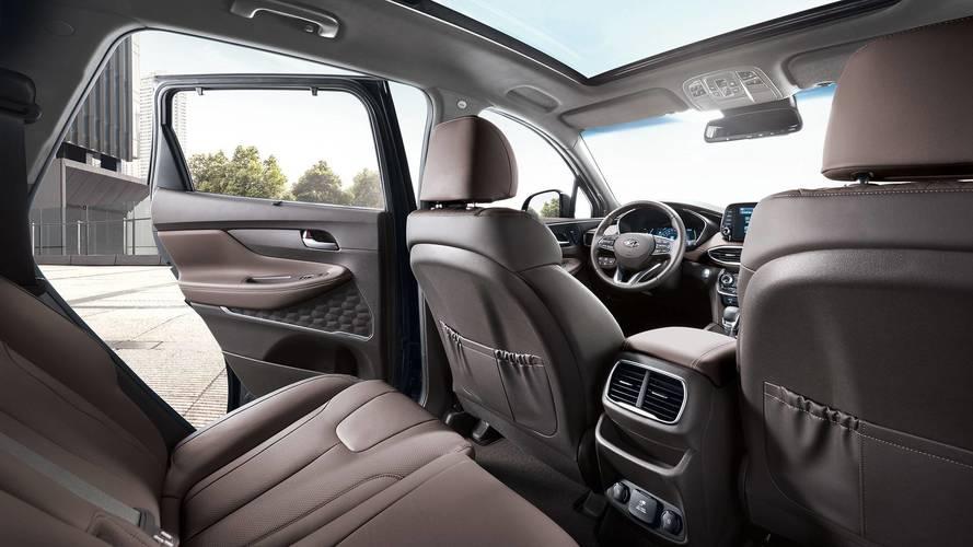 2019 Hyundai Santa Fe XL Interior