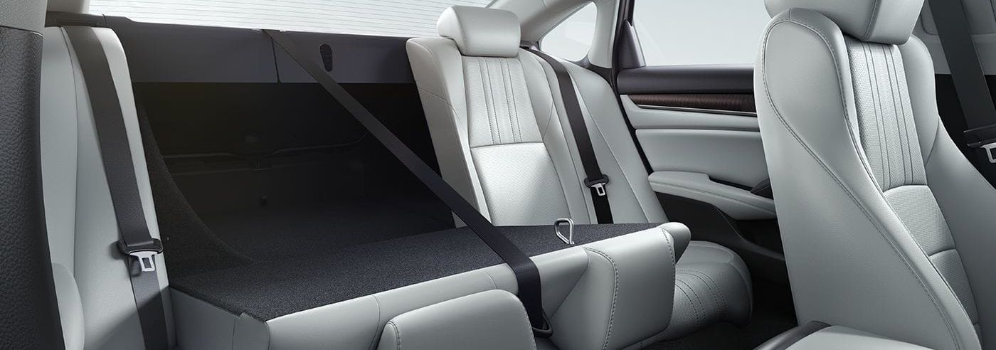 The Spacious Cabin of the Accord