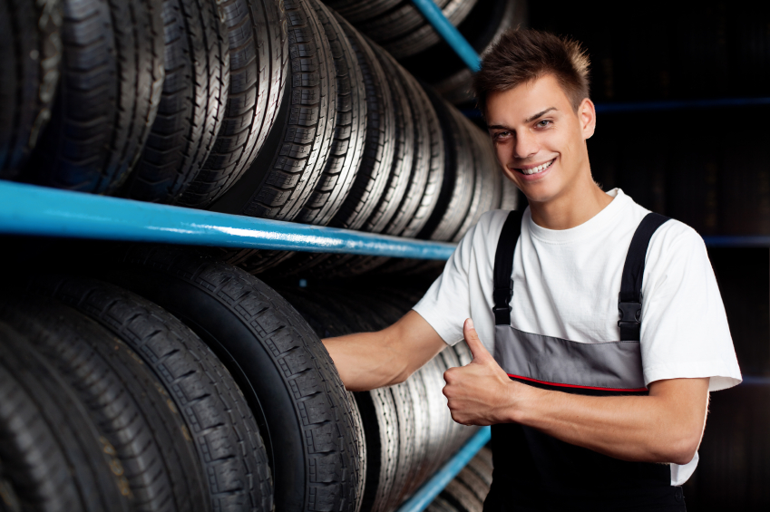 Tire Sales and Service in North Olmsted, OH