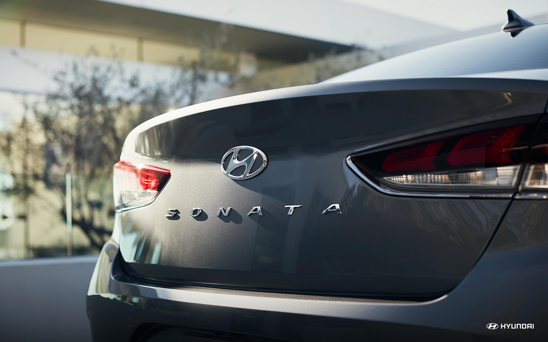 Stunning 2019 Sonata Exterior