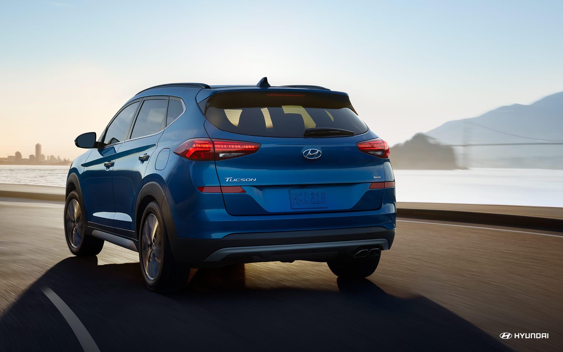 2019 Hyundai Tucson Leasing near Arlington, VA - Pohanka