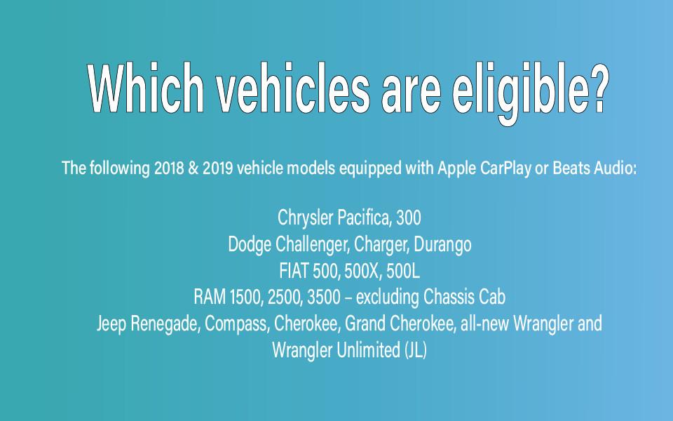 vehicle-eligibility