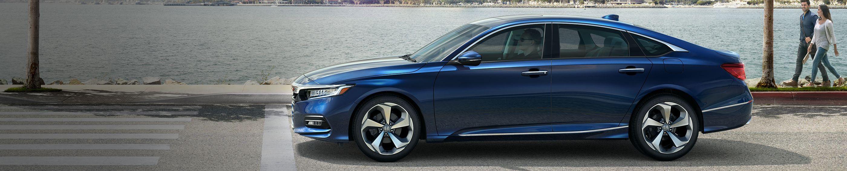 Certified Honda Accord