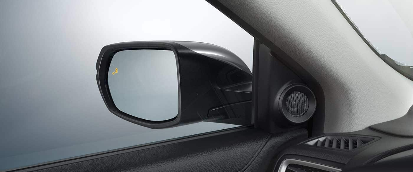 Blind Spot Monitoring System in the CR-V