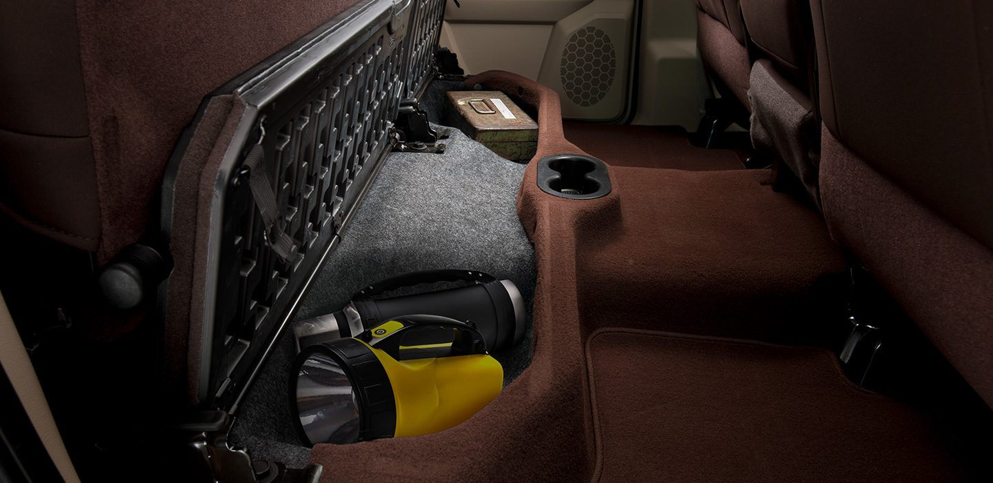 Store Your Items in the Ram 1500 Classic!