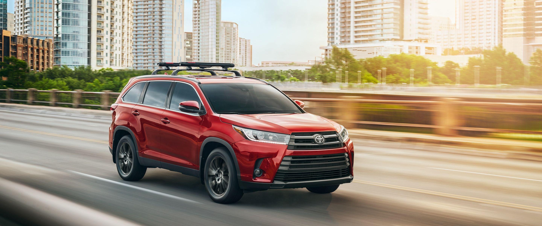 2019 Toyota Highlander Leasing near Canton, MI