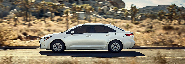 2020 Toyota Corolla Leasing near Ypsilanti, MI