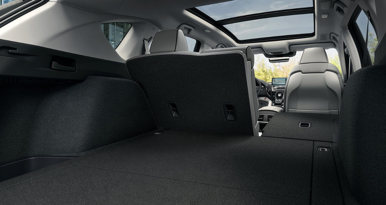 Cargo Options in the RDX