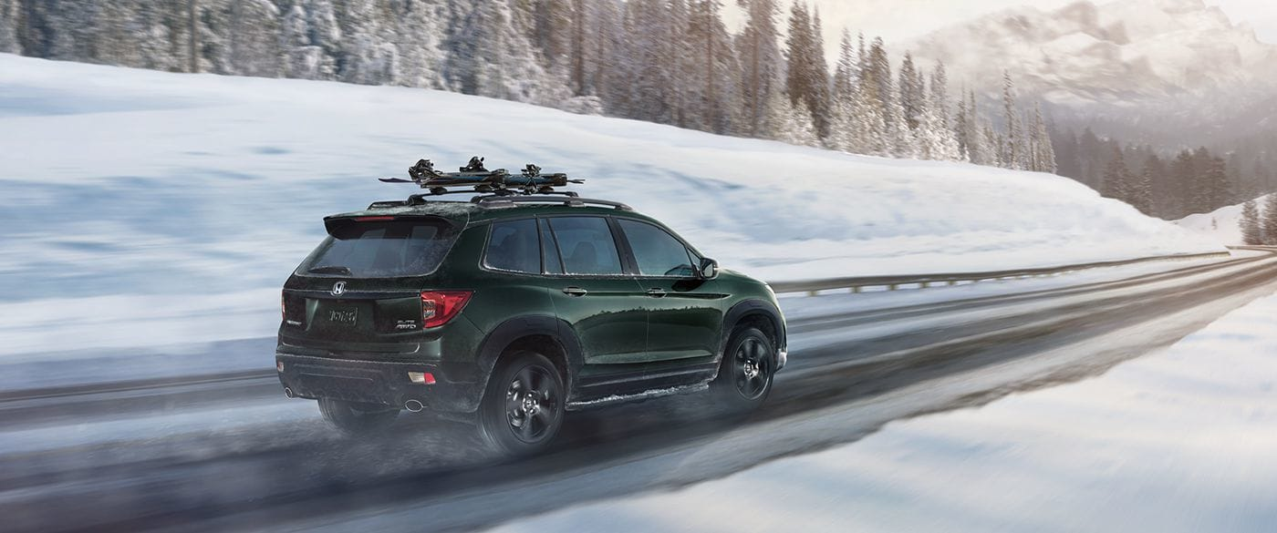 2019 Honda Passport Financing near Antelope, CA
