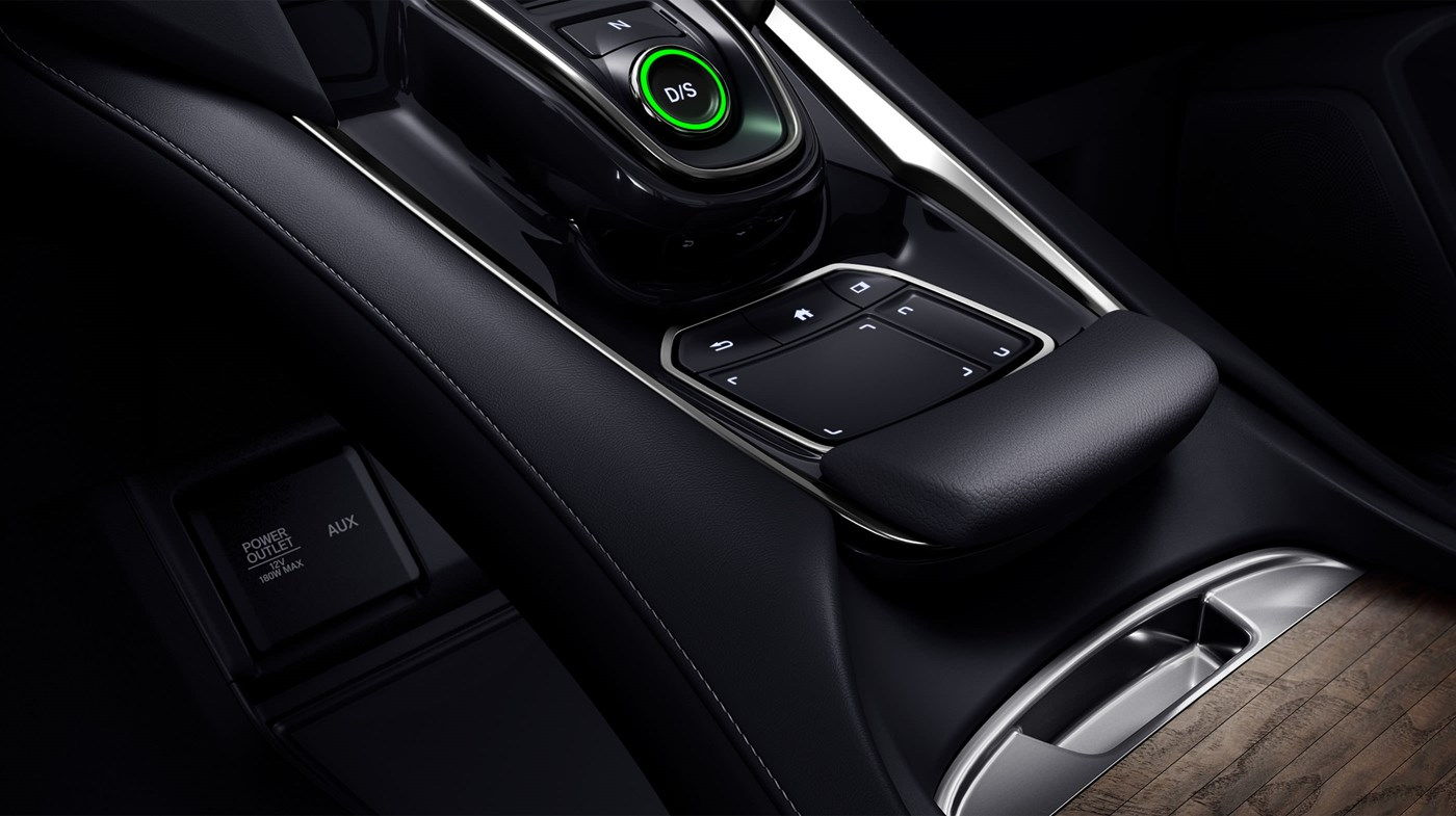 Controls at Your Fingertips in the 2019 RDX