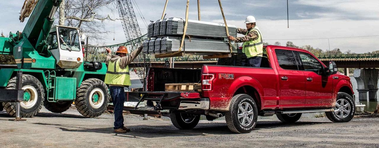 F-150 Towing Options