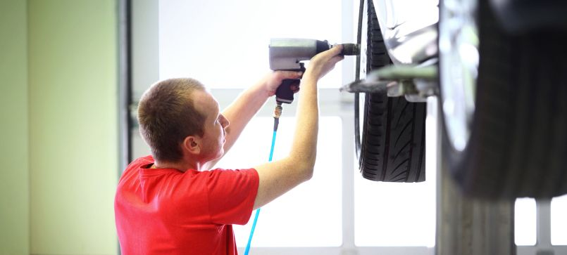 Tire Rotation Service near Richardson, TX
