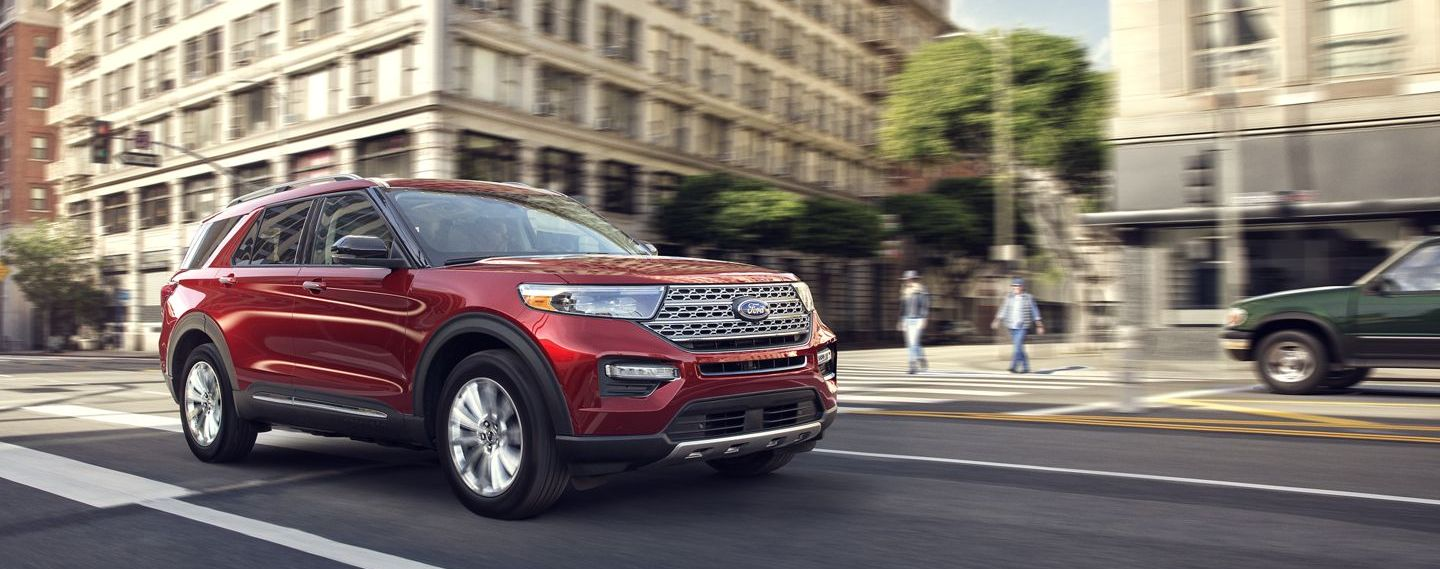 2020 Ford Explorer Coming Soon near Mesquite, TX