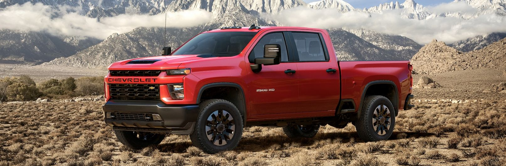 2020 Chevrolet Silverado HD Preview near North Country, CA