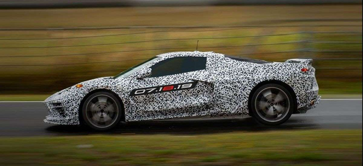 2020 Chevrolet Corvette Preview near Escondido, CA