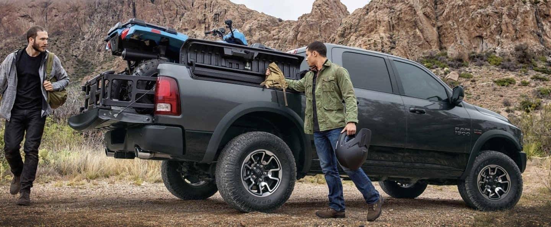 2019 Ram 1500 to the 2018 Toyota Tundra | Boerne Dodge | San