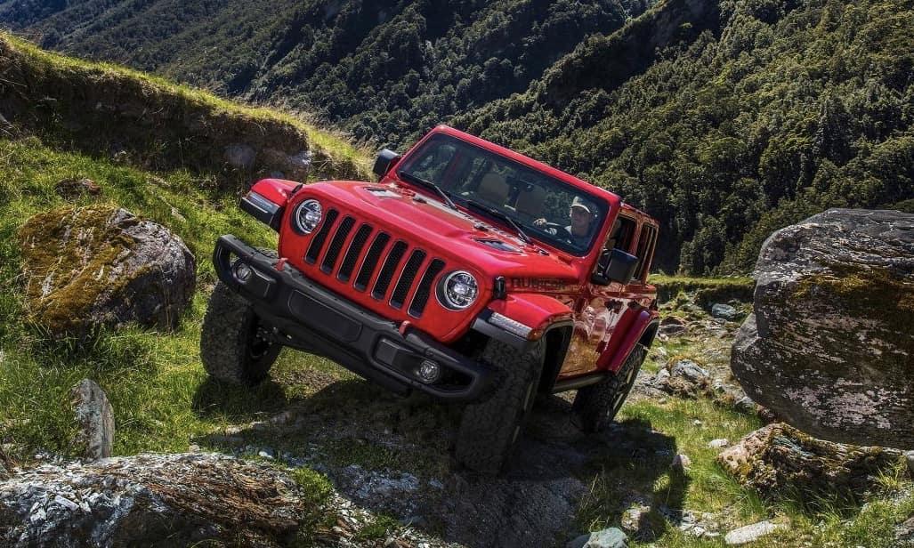 San Antonio Jeep >> New 2019 Jeep Wrangler Rubicon