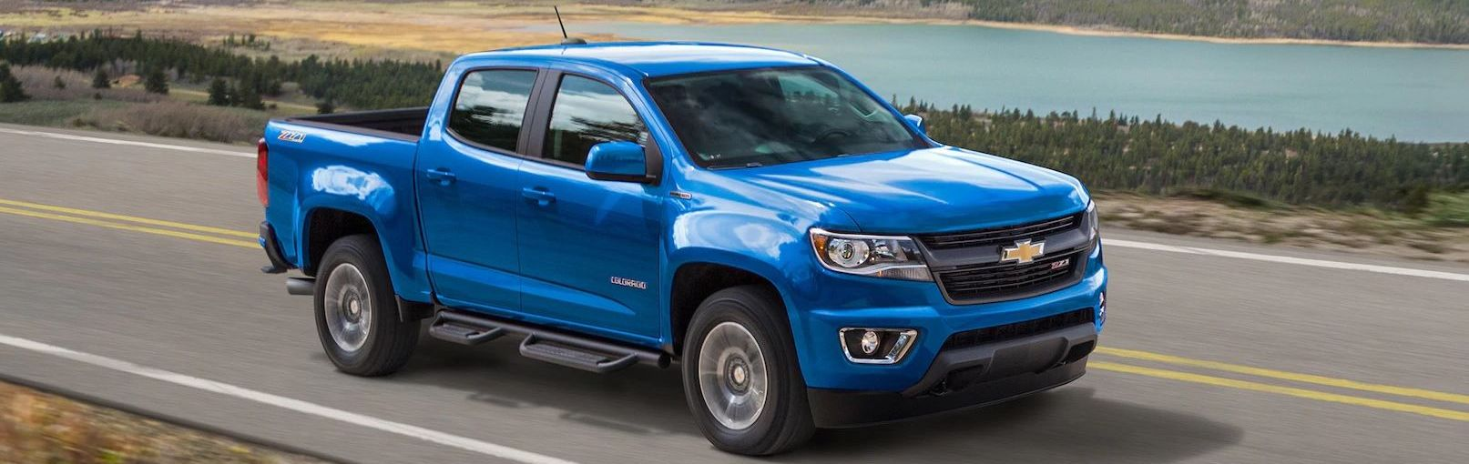 2019 Chevrolet Colorado Financing near Pensacola, FL
