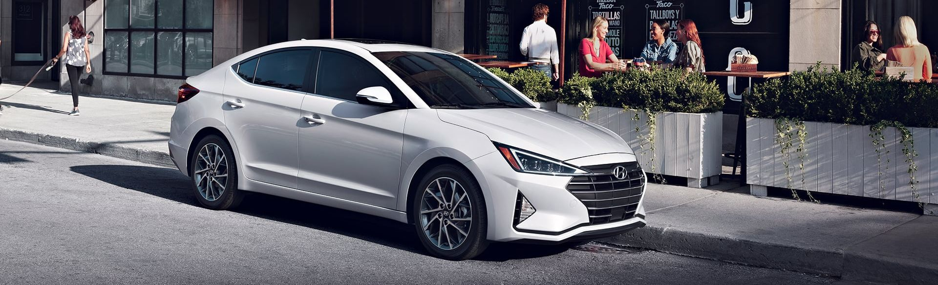 2019 Hyundai Elantra Leasing near Washington, DC