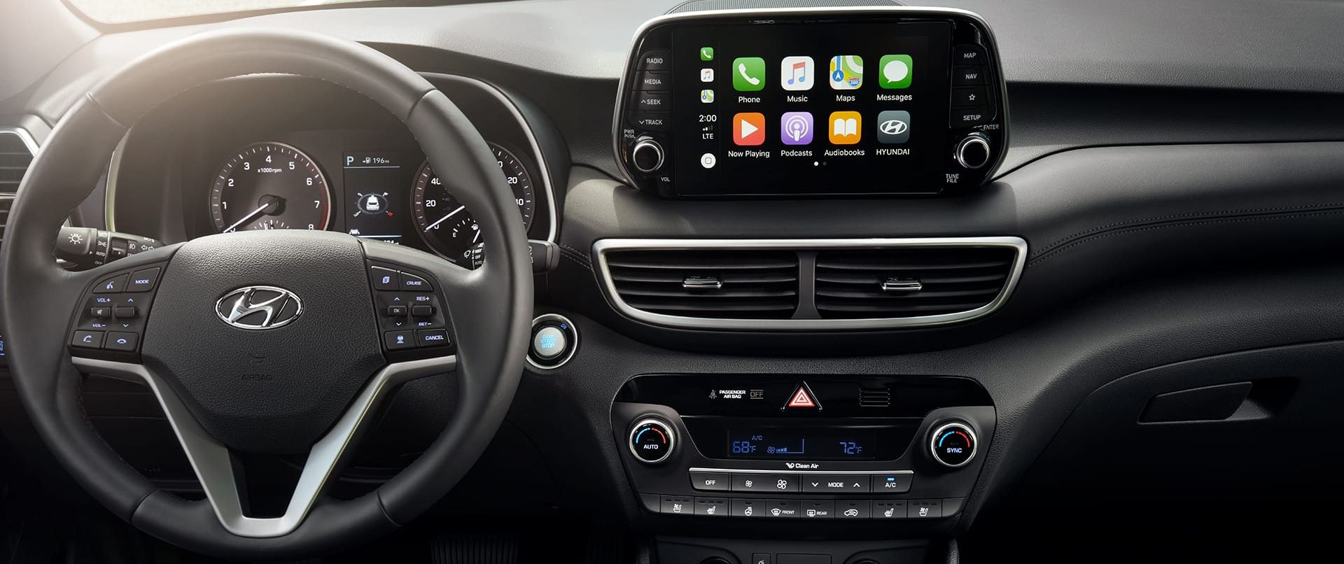 Technology in the 2019 Tucson