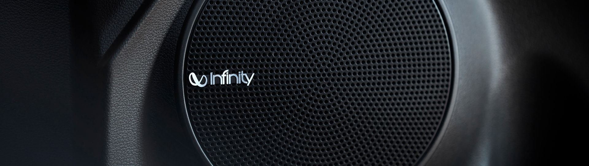 Infinity® Sound System in the 2019 Kona