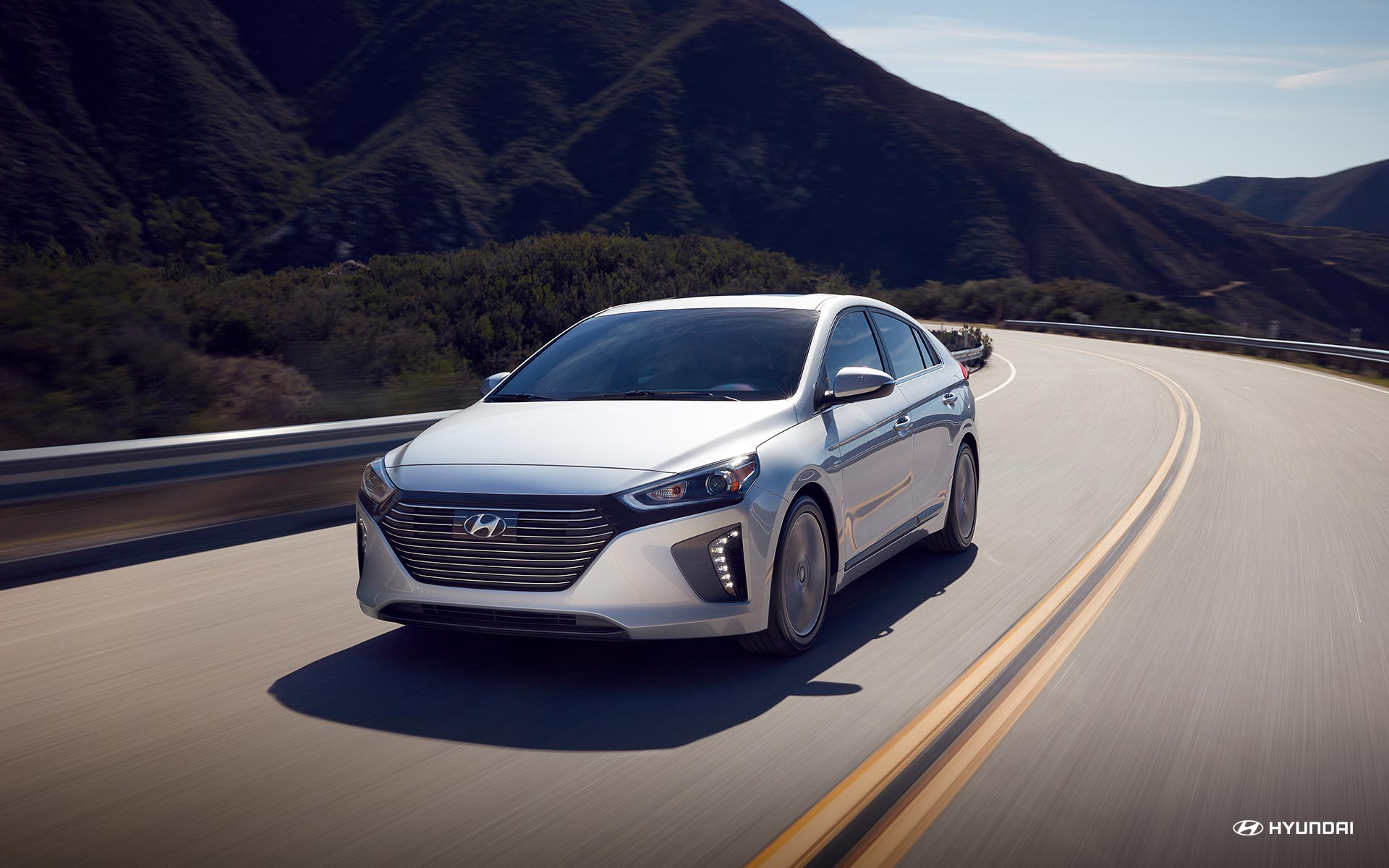 2019 Hyundai Ioniq Hybrid Leasing near Washington, DC
