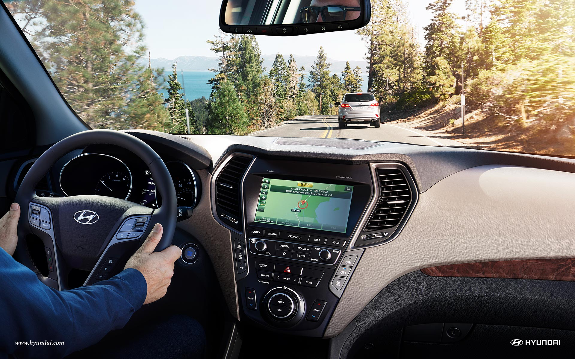 Stay Safe in the 2019 Hyundai Santa Fe XL