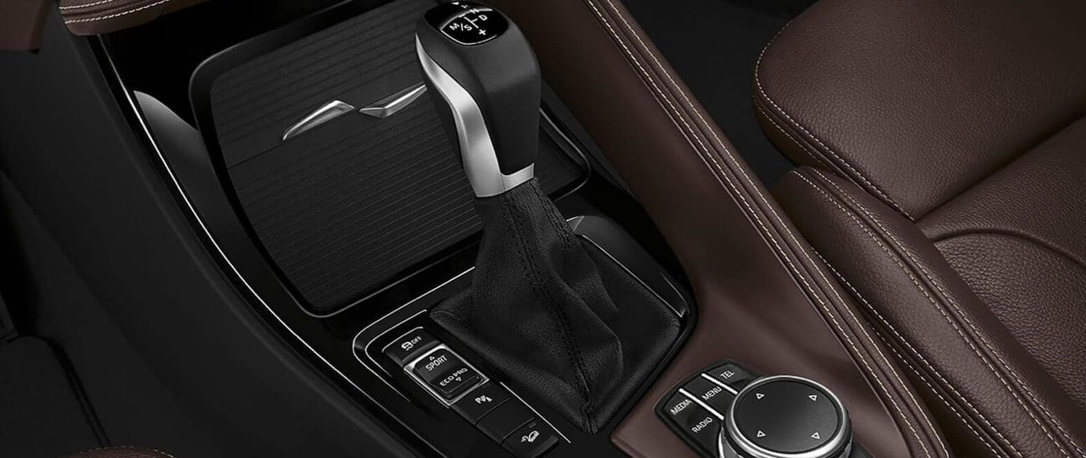 2019 BMW X1 Gear Shift