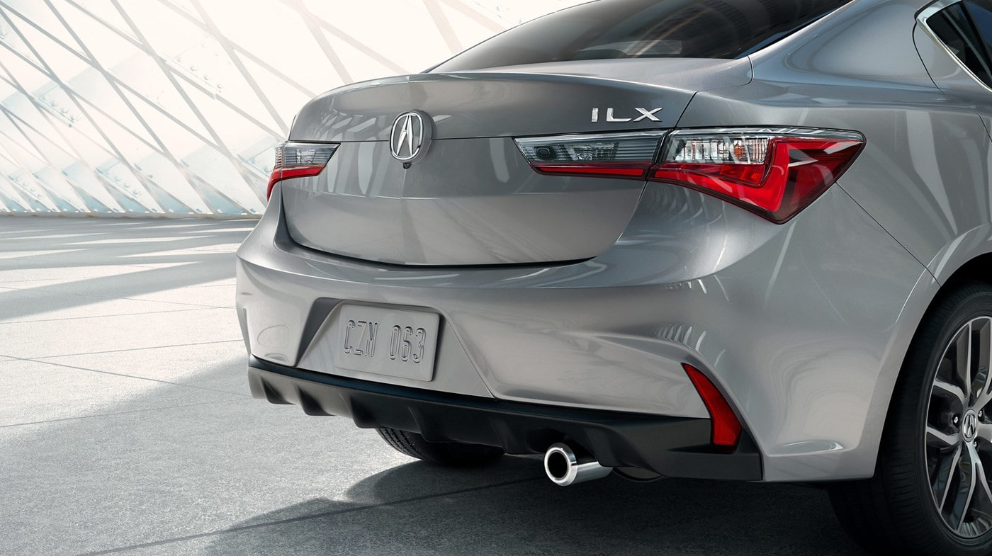 Make a Statement in the 2019 Acura ILX