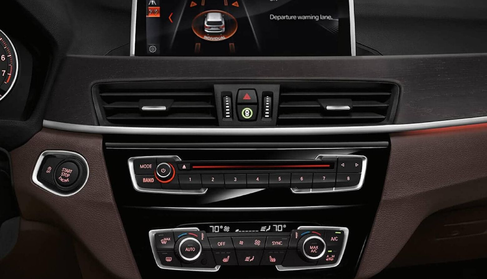 Cutting-Edge Technology in the BMW X1