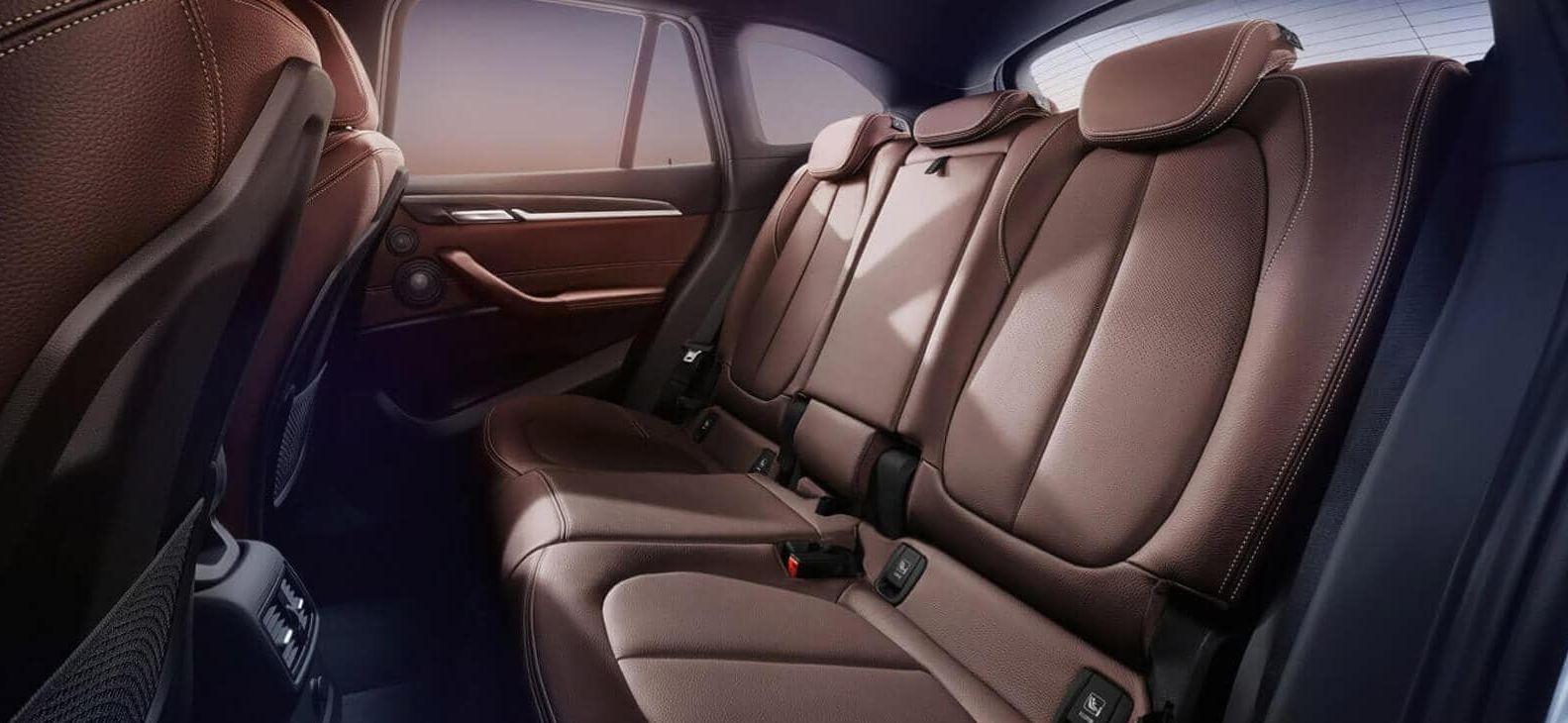 2019 BMW X1 Seating
