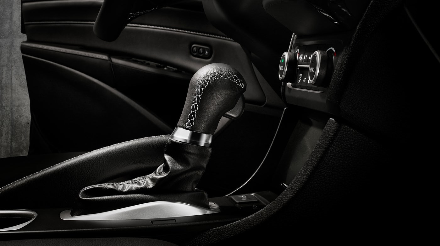 Gear Shift in the 2019 Acura ILX