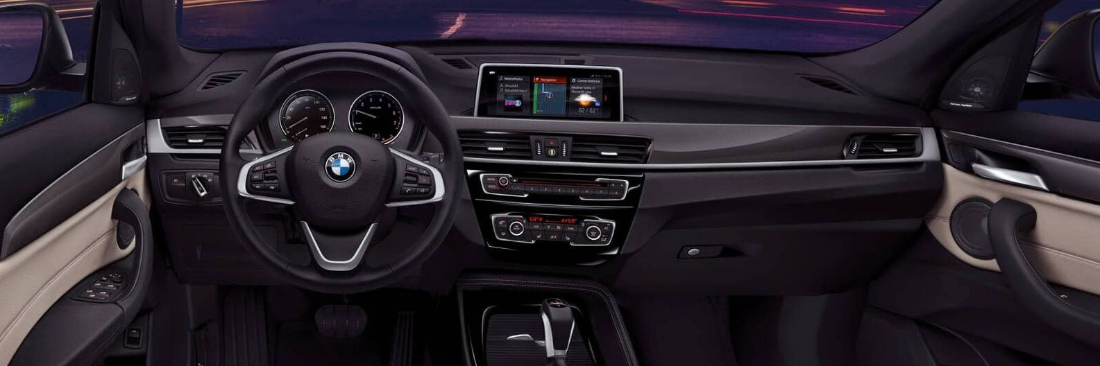 2019 BMW X1 Dashboard