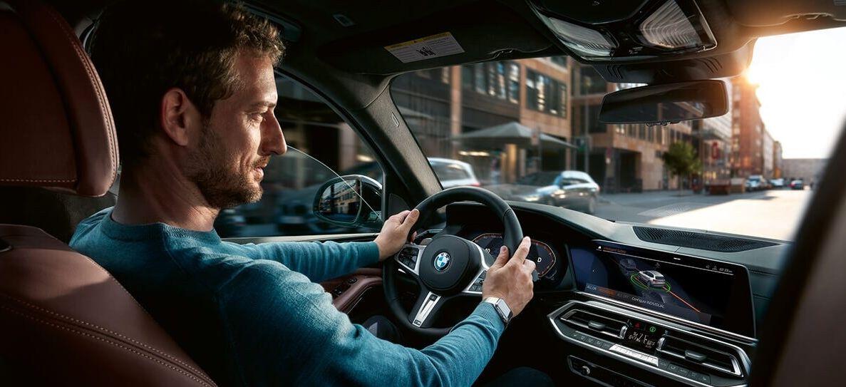 2019 BMW X5 Interior