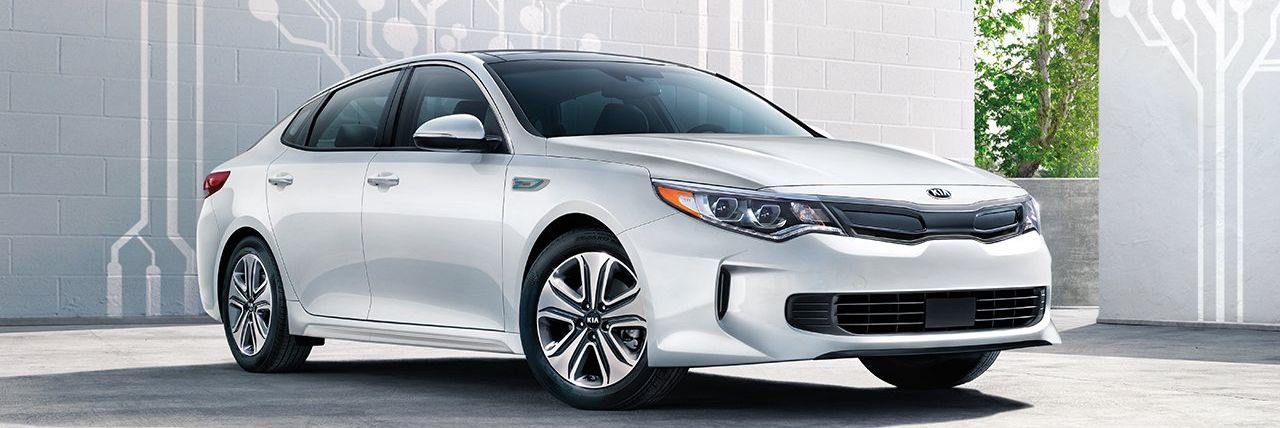 2019 Kia Optima Hybrid Safety Features and Awards in Huntington, NY