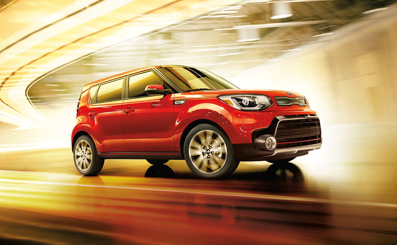 2019 Kia Soul Safety Features and Awards in Huntington, NY