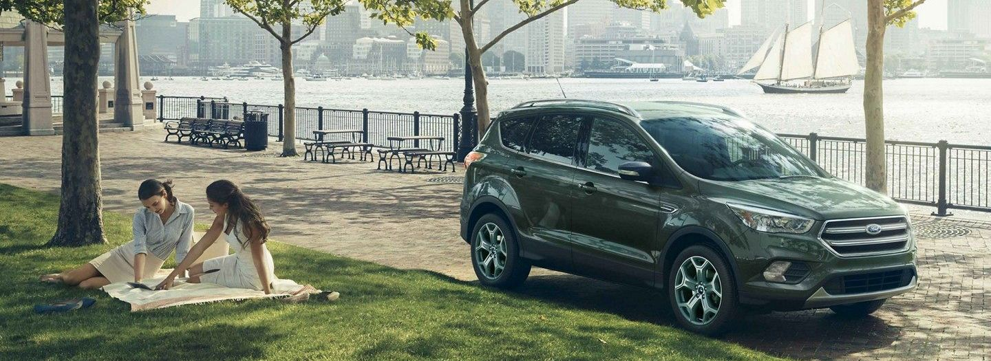 2019 Ford Escape Financing near Dallas, TX