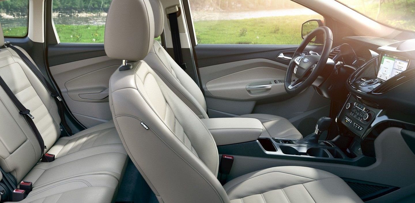 2019 Ford Escape Seating
