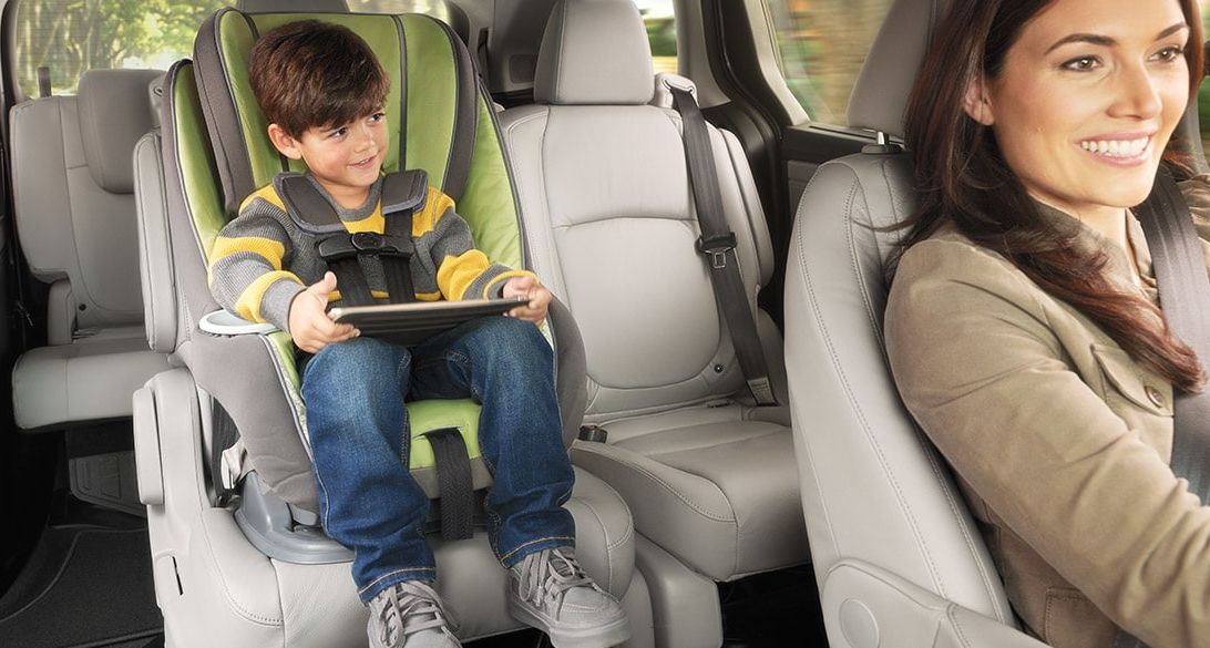 Everybody Feels Safe in the 2019 Odyssey