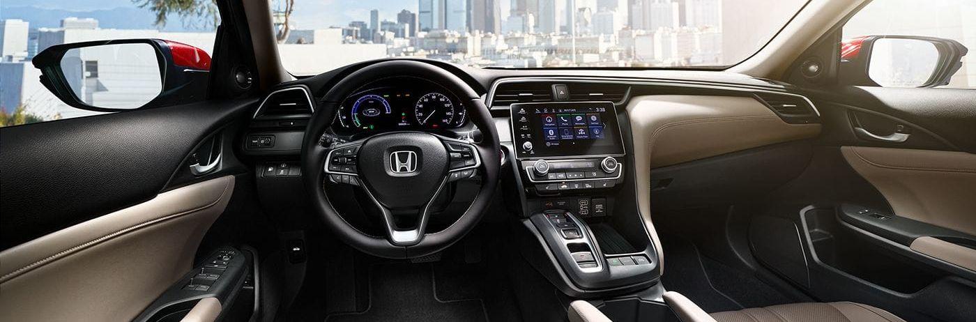 2019 Honda Insight Dashboard