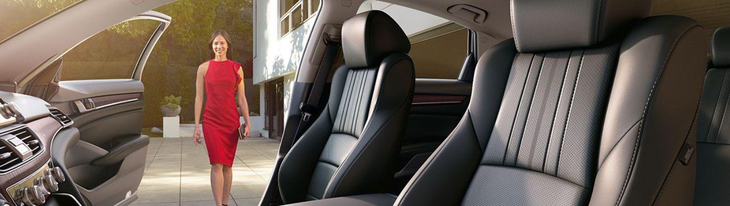 Step Inside the 2019 Honda Accord's Cabin!