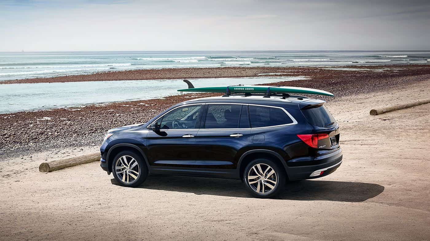 Check Out the Honda Pilot!