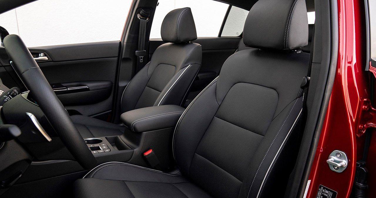 2020 Kia Sportage Seating
