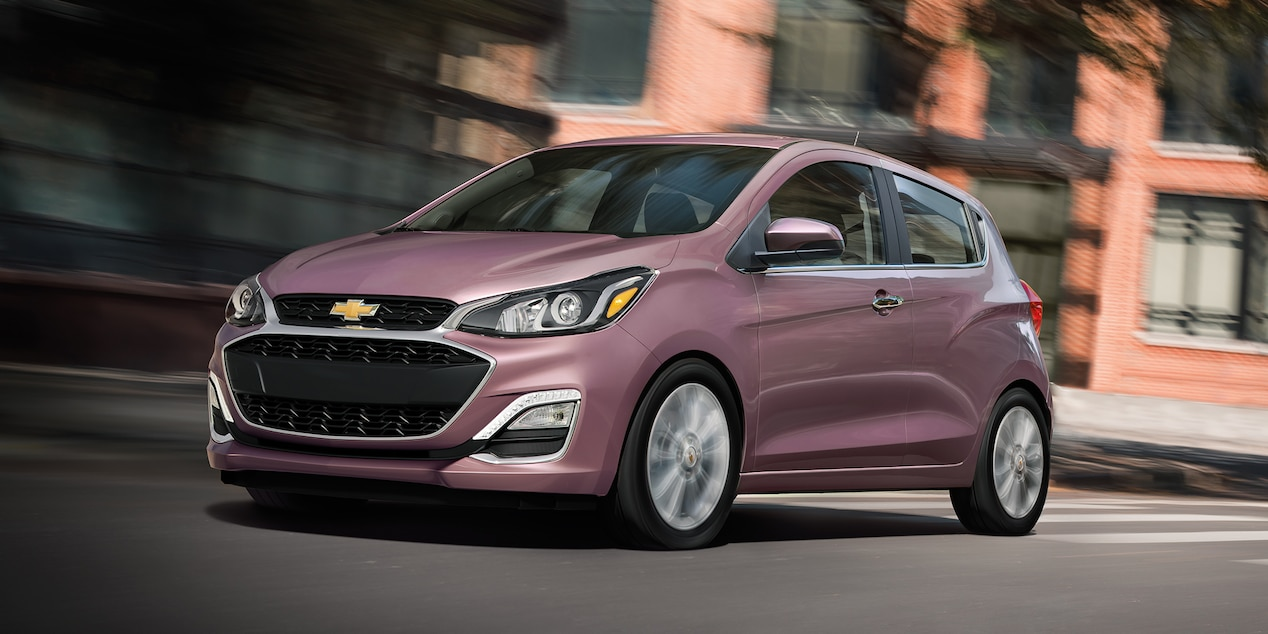2019 Chevrolet Spark Leasing near Washington, DC