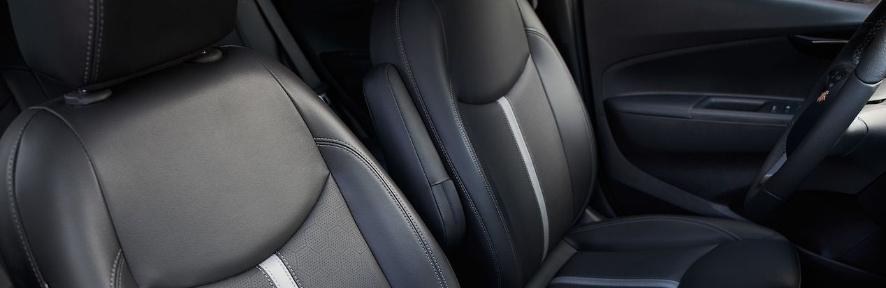 Luxurious Seating Options in the 2019 Spark