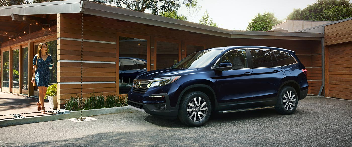 2019 Honda Pilot Leasing near Arlington, VA