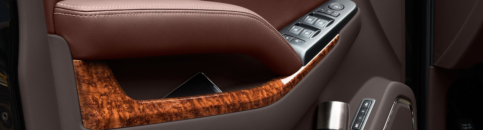 Luxurious Trim in the 2019 Tahoe