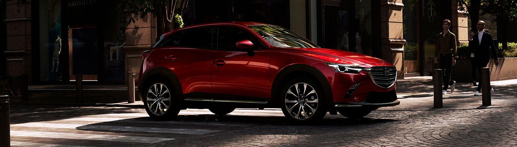 2019 Mazda CX-3 Financing in San Antonio, TX