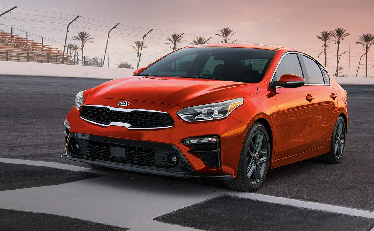 2019 Kia Forte Leasing near Red Chute, LA