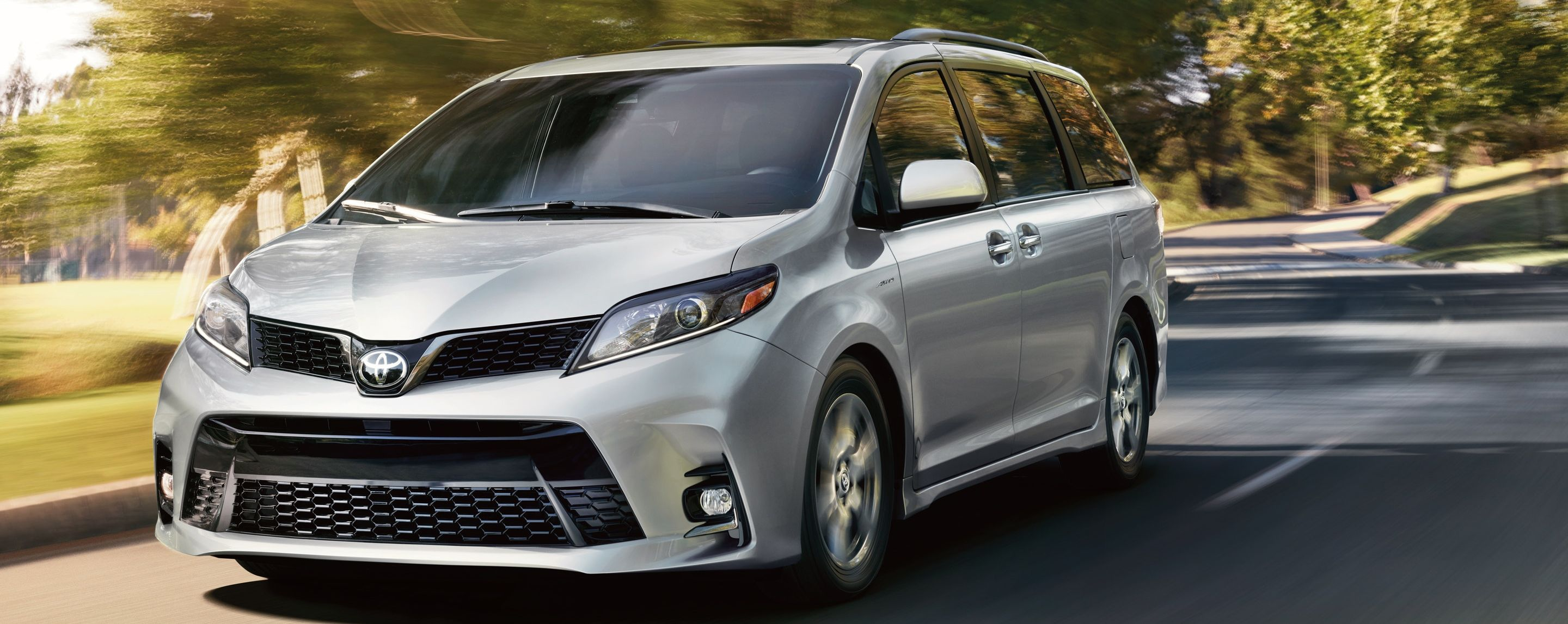 2020 Toyota Sienna Leasing near West Chester, PA
